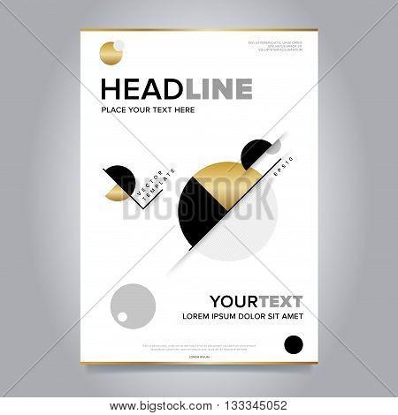 Colorful brochure design template. Modern brochure design. Creative brochure design. Business template of brochure or flyer. Brochure template. Annual report design. Flyer design. Brochure layout. Brochure cover design template. Layout of brochure design.