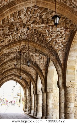 The Church Of Saint Lazarus