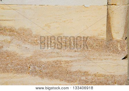 Wall Milan  In Italy Old   Church Concrete Wall  Brick  Marble