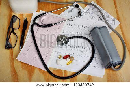Pressure Measurement, Stethoscope