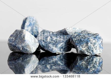 Blue Sodalite, Uncut, Alternative Medicine