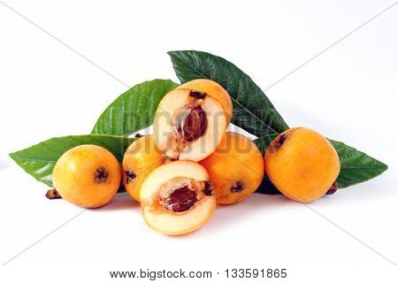 Medlars Produced With Organic Cultivation