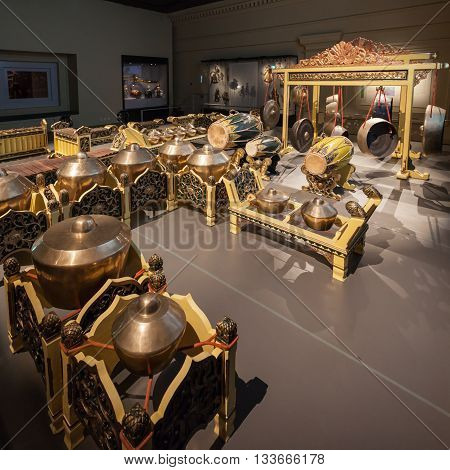 Asian Civilisations Museum Interior