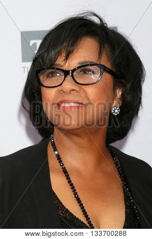 LOS ANGELES - JUN 9:  Cheryl Boone Isaacs at the American Film Institute 44th Life Achievement Award Gala Tribute to John Williams at the Dolby Theater on June 9, 2016 in Los Angeles, CA
