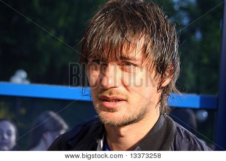 Artem Milevskiy Of Dynamo Kyiv