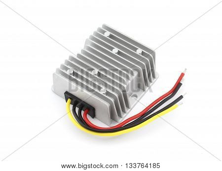 12v to 24v DC current converter, isolated poster