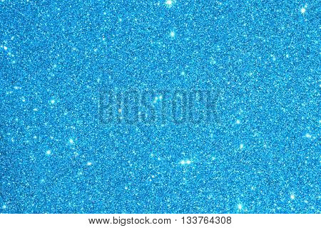 light blue glitter texture abstract background for design