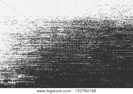 Abstract grunge background. Grunge metallic texture. Vector illustration of black abstract grunge background for your design