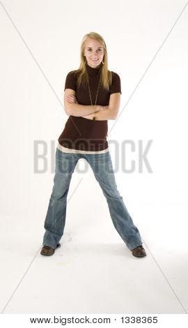 Striking A Pose