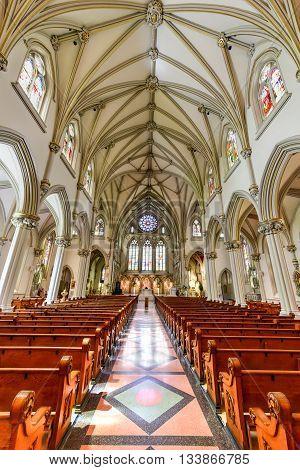 Saint Joseph Cathedral - Buffalo, New York