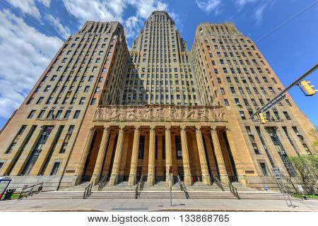 Buffalo City Hall - New York