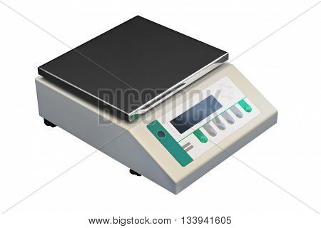 Electronic Laboratory Scales.