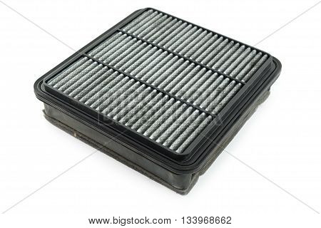 Dirty Air Filter For Car, Automotive Spare Part