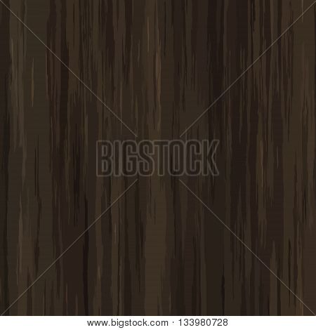 Realistic Vector Seamless Natural Wood Texture