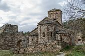Sant Andreu de Castellnou is a Romanesque church in the municipality of Castellnou de Bages is an unfinished work the architectural Heritage Inventory of Catalonia. XI century poster