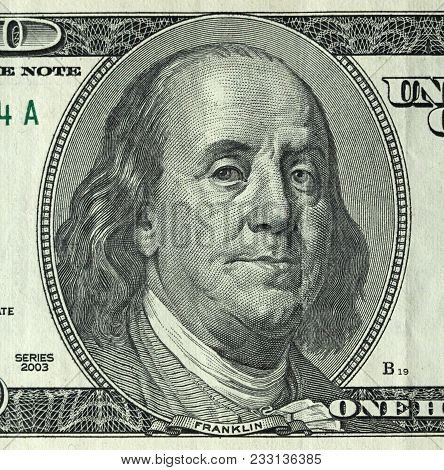 One Hundred Dollars With One Note. 100 Dollars