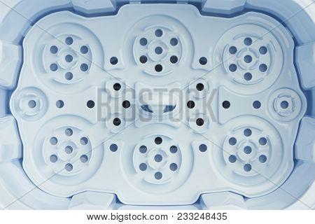 Plate For Plastic Baby Milk Bottles In Sterilizer Machine