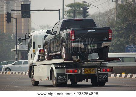 Jaruen Sab Tow Truck