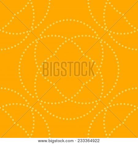 Yellow Simple Pattern