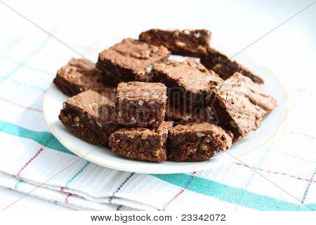 cocoa homemade brownies