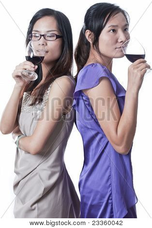 Night Out With Wine