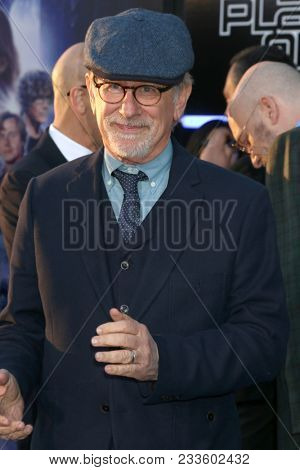 LOS ANGELES - MAR 26:  Steven Spielberg at the