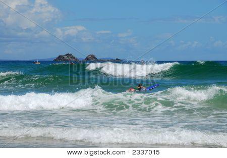 Kayaking & Surfing