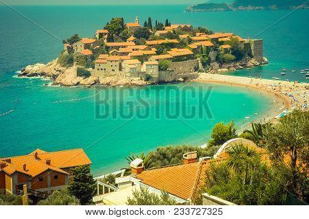 Sveti Stefan Islet, Montenegro