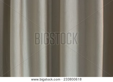 Background Texture Shade Beige Drapery Vertical Lines