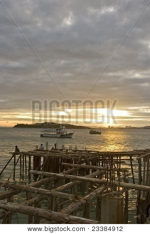 """Sea beach view """"Koh Lan"""""""