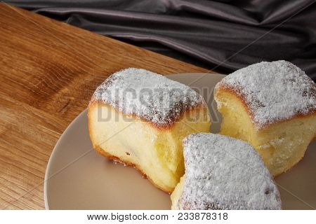 Buchty - Czech Traditional Food