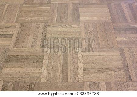 Wood Floor Texture, Timber Pattern Background. Hardwood Maple Natural Floor, Wooden Detailed Seamles