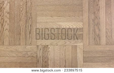 Wooden Floor Texture Timber Pattern Background. Hardwood Marble Floor, Teak And Oak Natural Parquet