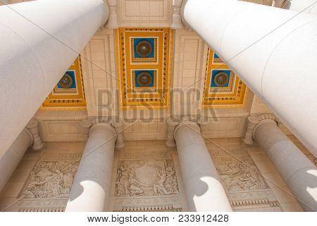 Capitolio Nacional, El Capitolio. Havana Capital Of Cuba