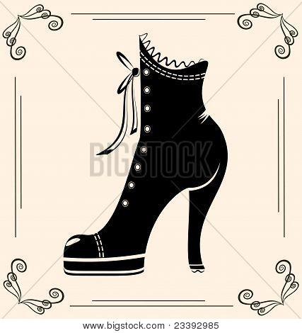 vintage ladies' shoes