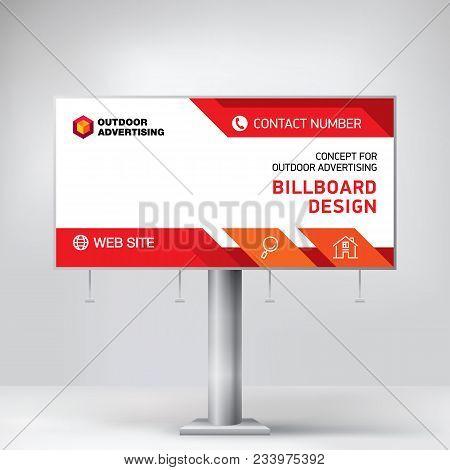 билборд шаблон