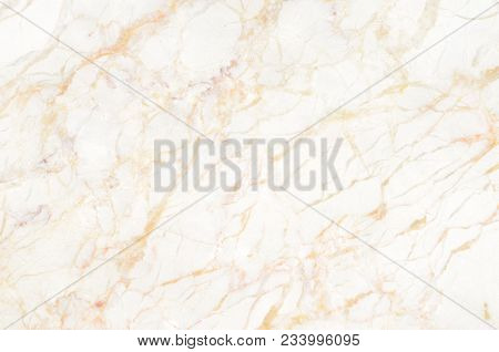 Marble Texture On White Marbled Tile Surface, Closeup Photo On White Marbled Tile Surface On Marbled
