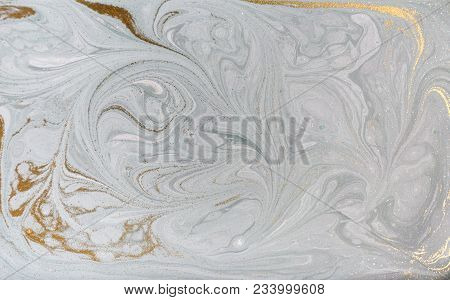 Marble Abstract Acrylic Background. Nature Marbling Artwork Texture