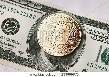 One Bitcoin Instead Of Franklin Gold Macro