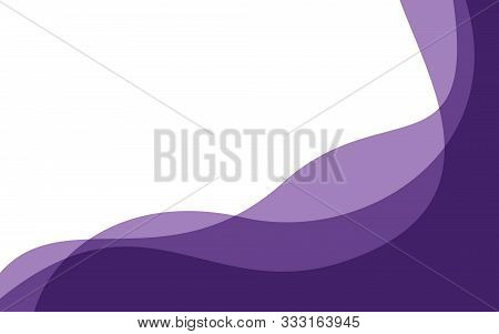 Background, Purple And White Background Of Gradient Smooth Background Texture On Elegant Rich Luxury