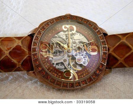 Vintage Automatic Wristwatch