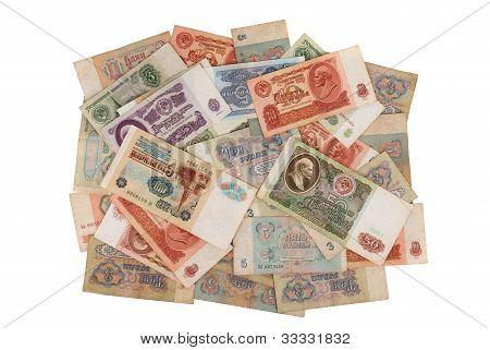 Banknote Soviet Union