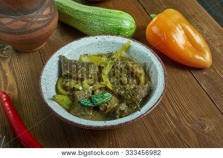 Mexican Recipe Caldillo Durangueno