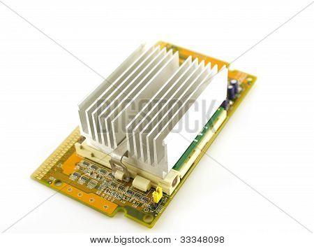 Processor With Radiator