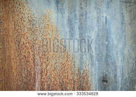Rusty Iron Wall Background. Rusty Iron Wall Background. Iron Wall Texture Background. Rusty Iron Wal