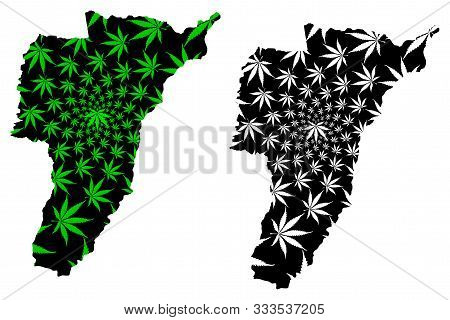 Quindio Department (colombia, Republic Of Colombia, Departments Of Colombia) Map Is Designed Cannabi