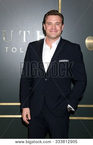 LOS ANGELES - NOV 11:  Billy Miller at the