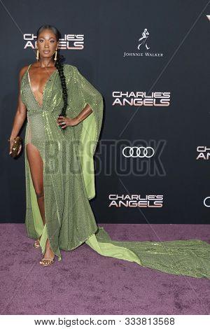 LOS ANGELES - NOV 11:  Monique StaTeena at the