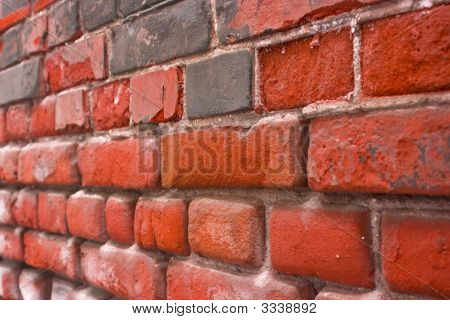 Red Old Bricks