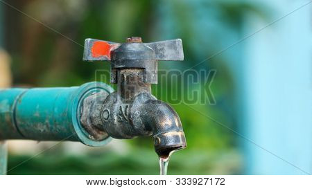 Tap Water (running Water, City Water, Town Water, Municipal Water, Sink Water, Etc.) Is Water Suppli